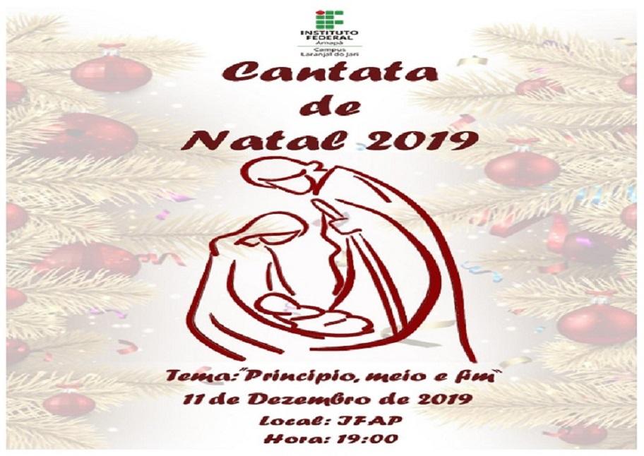 Campus realiza 10ª edição da Cantata Natalina
