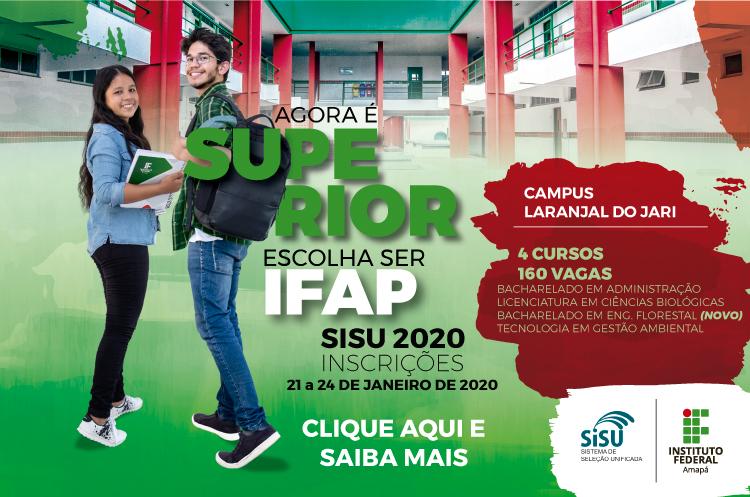 Sisu 2020: Campus passa a ofertar graduação em Engenharia Florestal