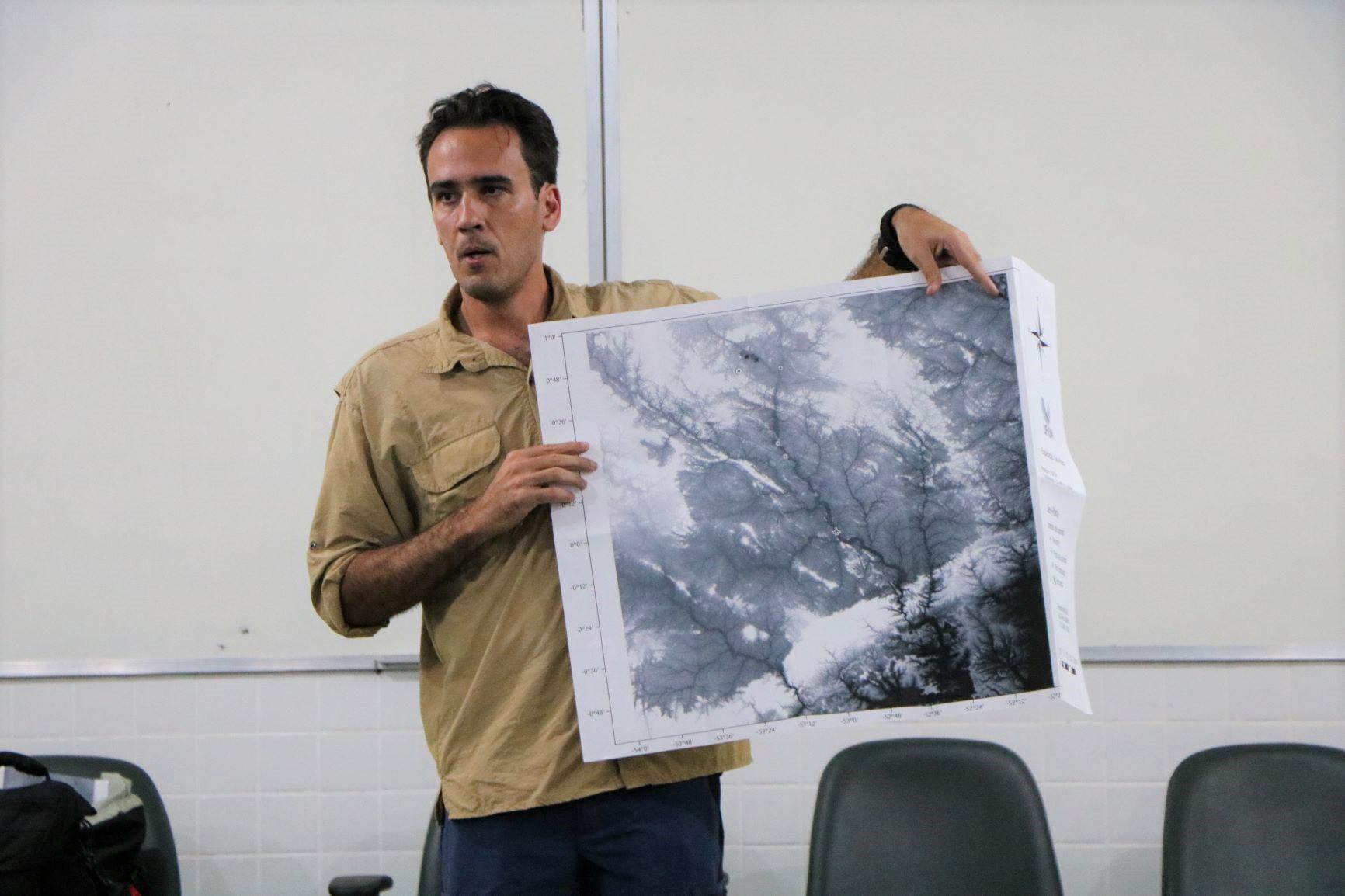 Ifap integra expedição de pesquisa inédita em busca da árvore gigante