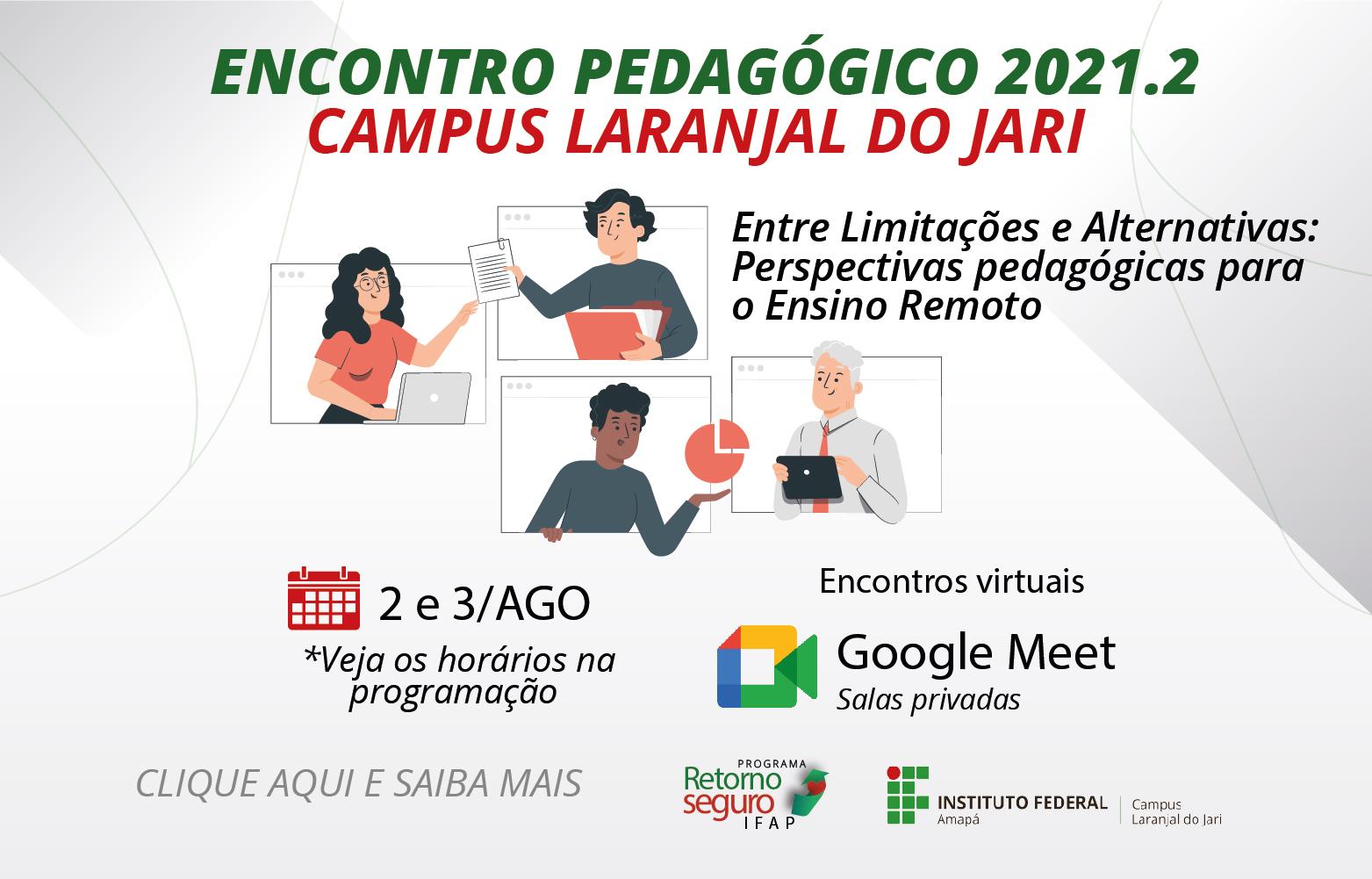 Campus promove encontro pedagógico