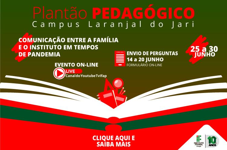 Campus promove Plantão Pedagógico