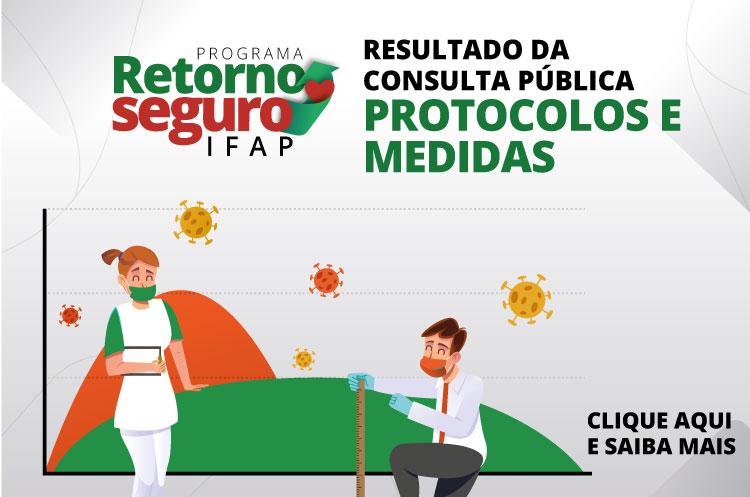 Ifap não retornará às atividades presenciais em agosto